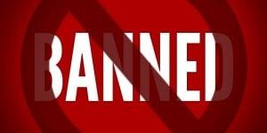 Chatroulette Ban